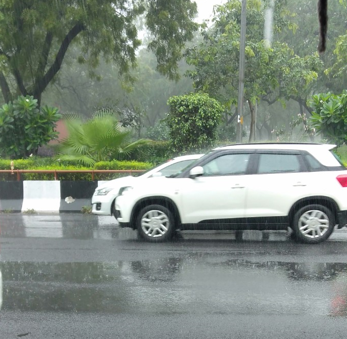 Monsoon Updates   MeT department issues warning for heavy rains in Rajasthan, Maharashtra